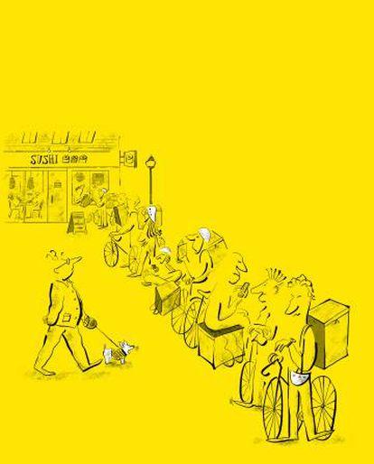 Ilustración de Lalalimola.