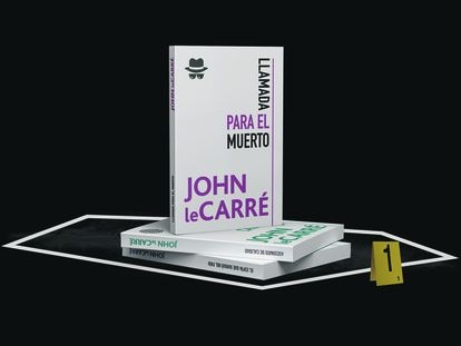 Bodegón de la colección John le Carré.