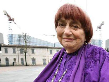 La realizadora de  Cleo de 5 a 7 ,  La felicidad  o  Caras y lugares  acababa de presentar su último trabajo,  Varda by Agnès