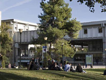 El campus de la Universidad Autónoma de Barcelona (UAB).