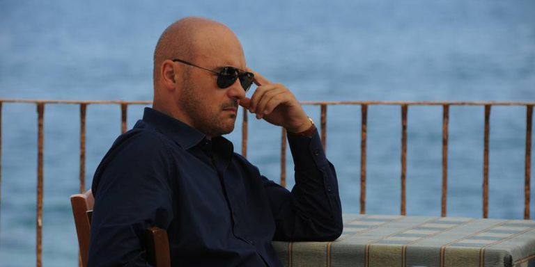 Luca Zingaretti, en la piel del Comisario Montalbano.