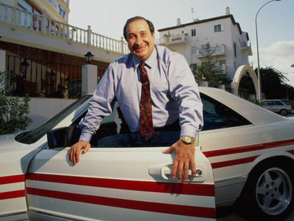 Jesús Gil en Marbella en 1993. En vídeo, el tráiler de 'El pionero' la serie de no ficción sobre Gil.