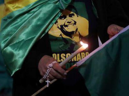 Todo ha vuelto a cambiar en los comicios brasileños tras la puñalada que recibió el jueves el ultraderechista