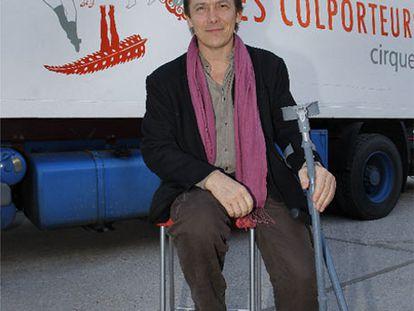 Antoine Rigot, en el Circo Price.