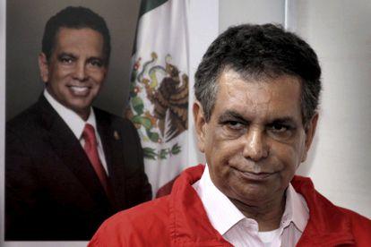 El exgobernador de Veracruz Fidel Herrera en una imagen de junio de 2012.