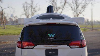 El último modelo de coche sin conductor de Google.