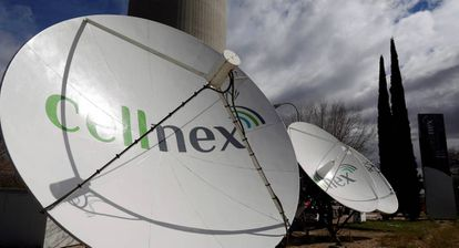 Torres de telecomunicaciones de Cellnex.