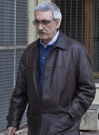 El teniente coronel Alfonso López Rubio