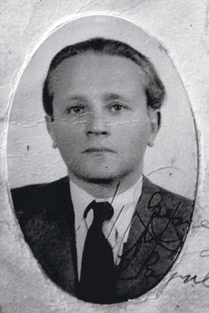 Otto Katz estuvo en la primera línea de la lucha contra el nazismo en los años treinta. Sobre estas líneas, retrato  de su época de juventud.