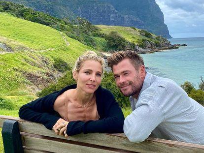 Chris Hemsworth y Elsa Pataky, dos aventureros de lujo perdidos en Australia