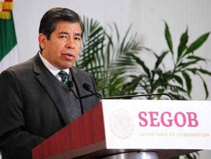 Tonatiuh Guillén, comisionado del Instituto Nacional de Migración, de diciembre de 2018 a junio de 2019.