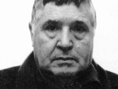 Salvatore Riina, tras su arresto en 1993.