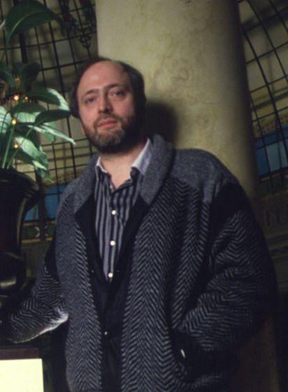 Eric Woolfson, en 1987.