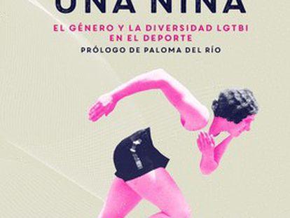 Portada del libro Corres como una niña, de David Guerrero.