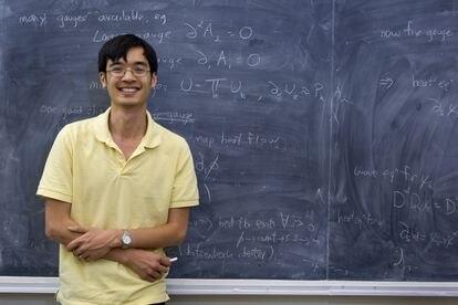 El matemático australiano Terence Tao.