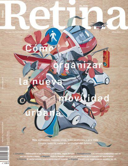 La edición 21 de la Revista Retina, el sábado 26 de octubre en tu kiosko conjuntamente con EL PAÍS.