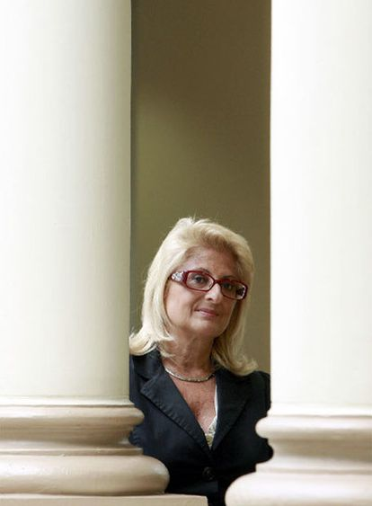 Mayte Costa, presidenta de la CNE.