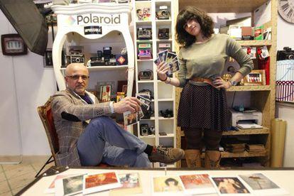 Anatoli y Nina Prodanova, en Alan Photostudio.