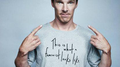 El actor Benedict Cumberbatch.