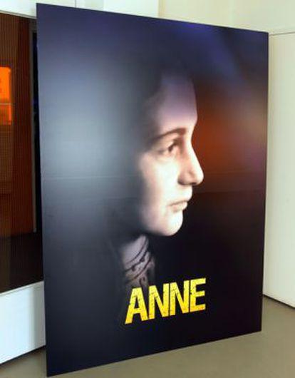 Cartel de 'Anne'.