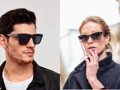 Estos lentes de sol unisex polarizados protegen tus ojos de los rayos UV