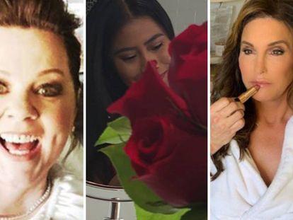 Melissa McCarthy, Yalitza Aparicio y Caitlyn Jenner.