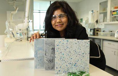 La ingeniera Veena Sahajwalla.
