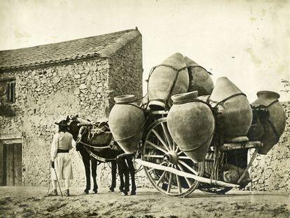 Cultura digitaliza 6.300 fotos de Jean Laurent, pionero de la imagen en España