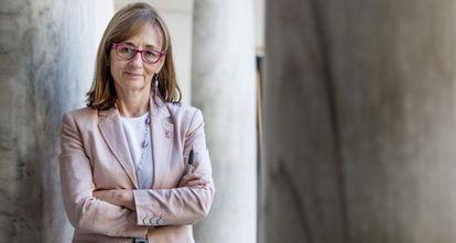 Eloísa Bayo, directora del Plan Integral de Oncología de Andalucía.