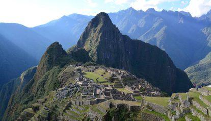 El Santuario Histórico del Machu Picchu es un ejemplo de resiliencia urbana en el siglo XV.