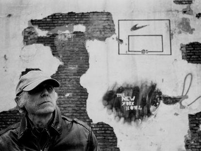 Retrato de Don DeLillo, en Nueva York.