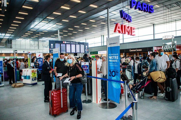 Francia reactiva el turismo tras el confinamiento.