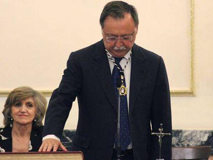 Juan Jesús Vivas (PP), presidente de la ciudad autónoma de Ceuta.