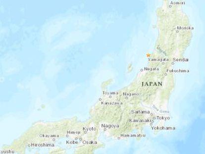 El sismo ha dejado más de 20 heridos, cortes eléctricos y servicios de trenes interrumpidos