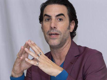Sacha Baron Cohen, en Hollywood en agosto.