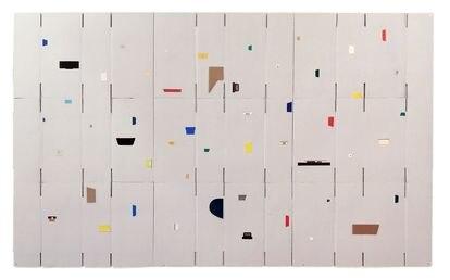 'Abrí una caja y me pregunté: ¿por qué estoy tan feliz? Sin respuesta abrí muchas más #2', de Alejandro Leonhardt.
