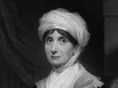 Joanna Baillie, poeta escocesa (1762 - 1851),