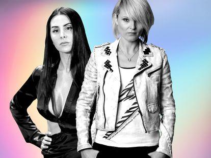 La Mala Rodríguez y Sister Bliss, una de las uniones más inesperadas del pop actual.