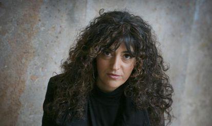 Anna Moner és l'autora de 'Les mans de la deixebla'