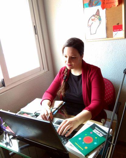 María Ramos, psicóloga de Psicoasexoría