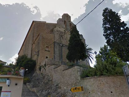 Iglesia de San Lorenzo en Selva (Mallorca)