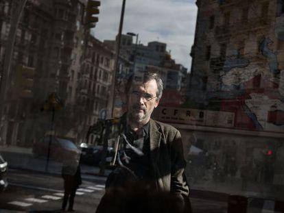 Manuel Cruz, la semana pasada, en Barcelona.