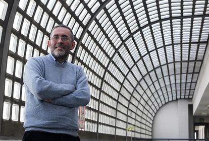 Adolfo Quirós, portavoz de la Real Sociedad Matemática Española y director de la revista trimestral, <i>La gaceta de la RSME</i>.