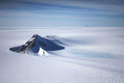 Efectos del deshielo en la Antártida.