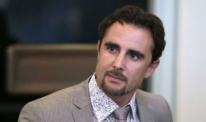 El informático Hervé Falciani, que destapó el fraude en HSBC, en 2013.