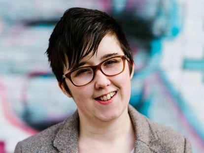 La periodista Lyra McKee, asesinada en Irlanda del Norte en abril de 2019.