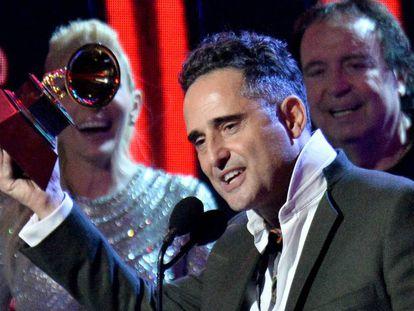 Los ganadores de los premios Grammy Latinos.