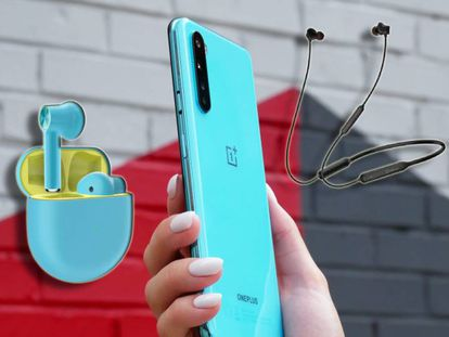 Las mejores ofertas y descuentos en smartphones y auriculares inalámbricos de la marca OnePlus en la web de AliExpress.