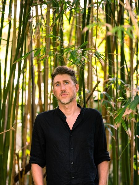 Moxie Marlinspike, founder of the messaging app, in a recent image.