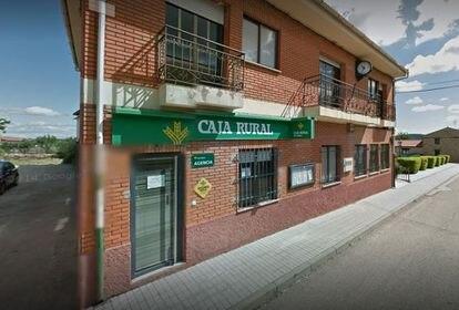 Oficina de Caja Rural de Ferreras de Abajo (Zamora).